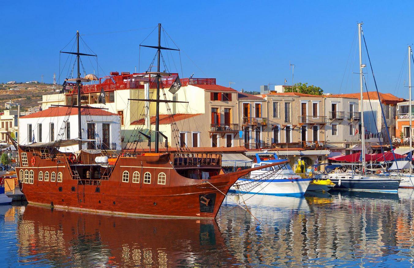 希腊浪漫之旅之雷西姆诺