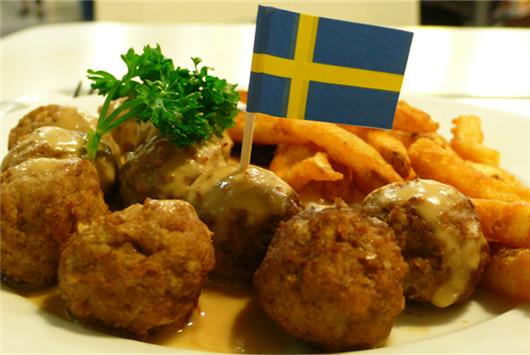 瑞典肉丸Köttbullar