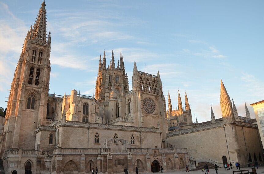 布尔戈斯大教堂Catedral de Burgos