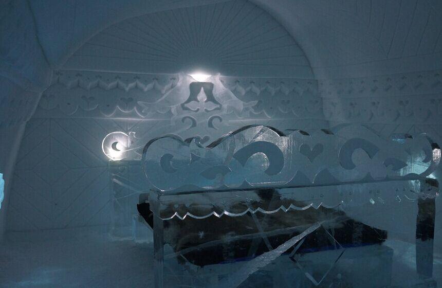 冰旅馆Ice Hotel