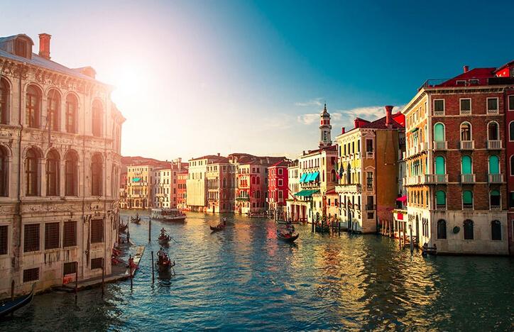 意大利威尼斯餐厅推荐