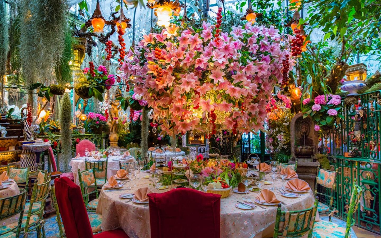 法国别墅花园