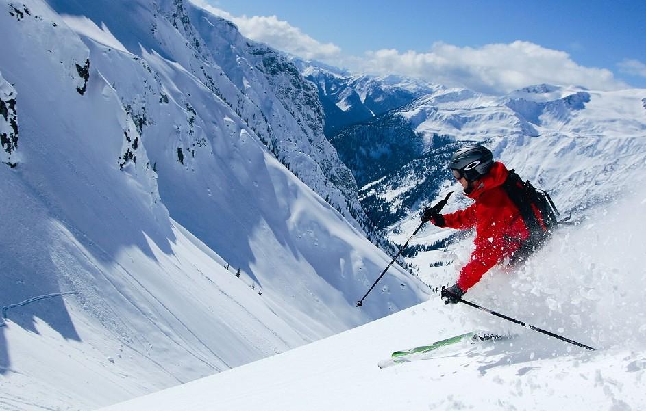 霞慕尼滑雪-欧洲冬季度假胜地