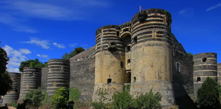 法国昂热城堡