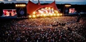 丹麦罗斯基勒音乐节