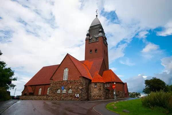 哥德堡大教堂