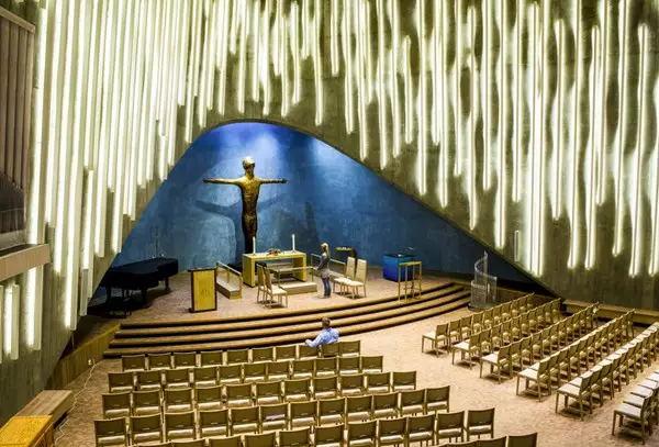 阿尔塔北极光大教堂
