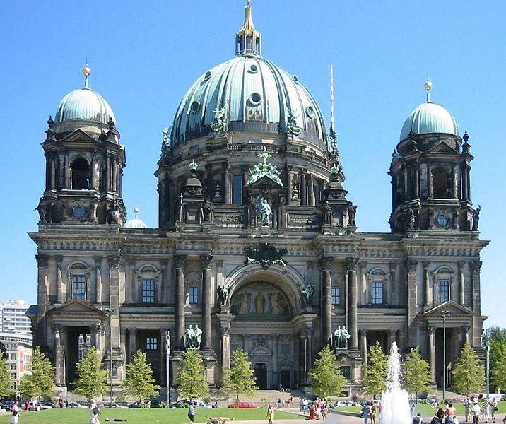 德国柏林大教堂