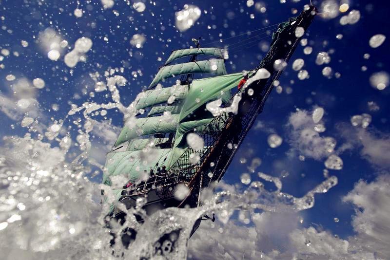 德国基尔帆船