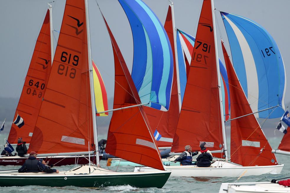英国考斯帆船周