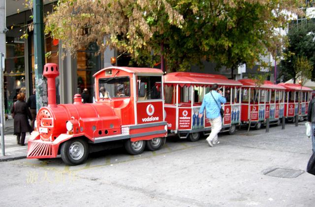 希腊观光小火车