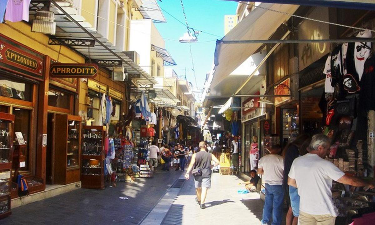雅典跳蚤市场