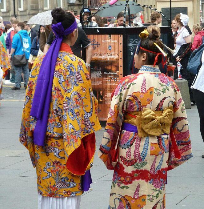 苏格兰爱丁堡夏季艺术节