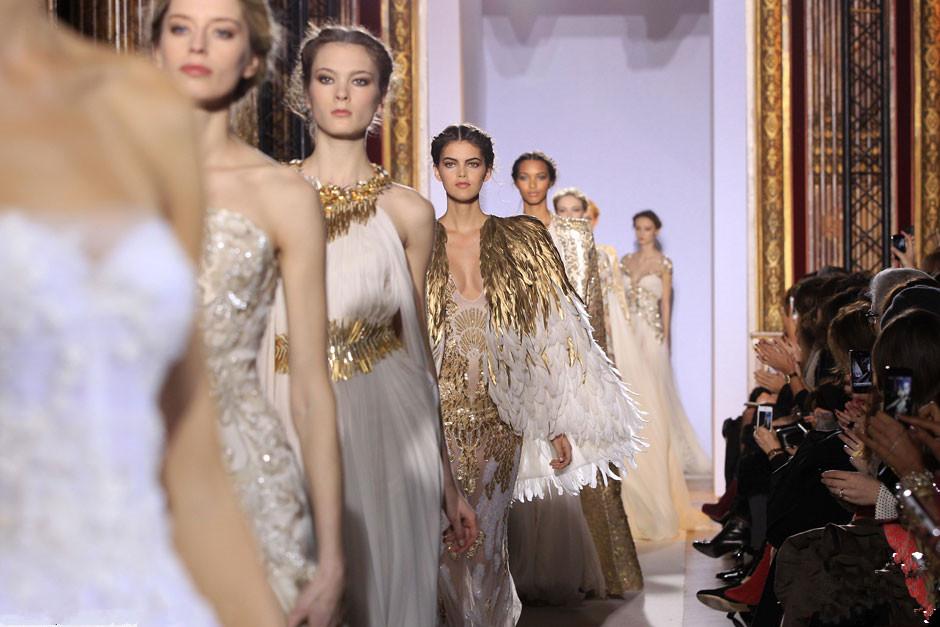 巴黎时装周秀场