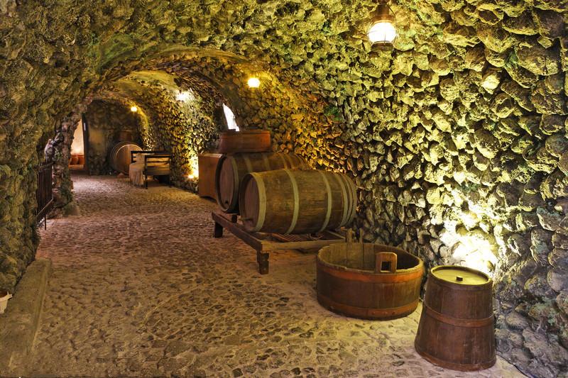 圣托里尼葡萄酒博物馆