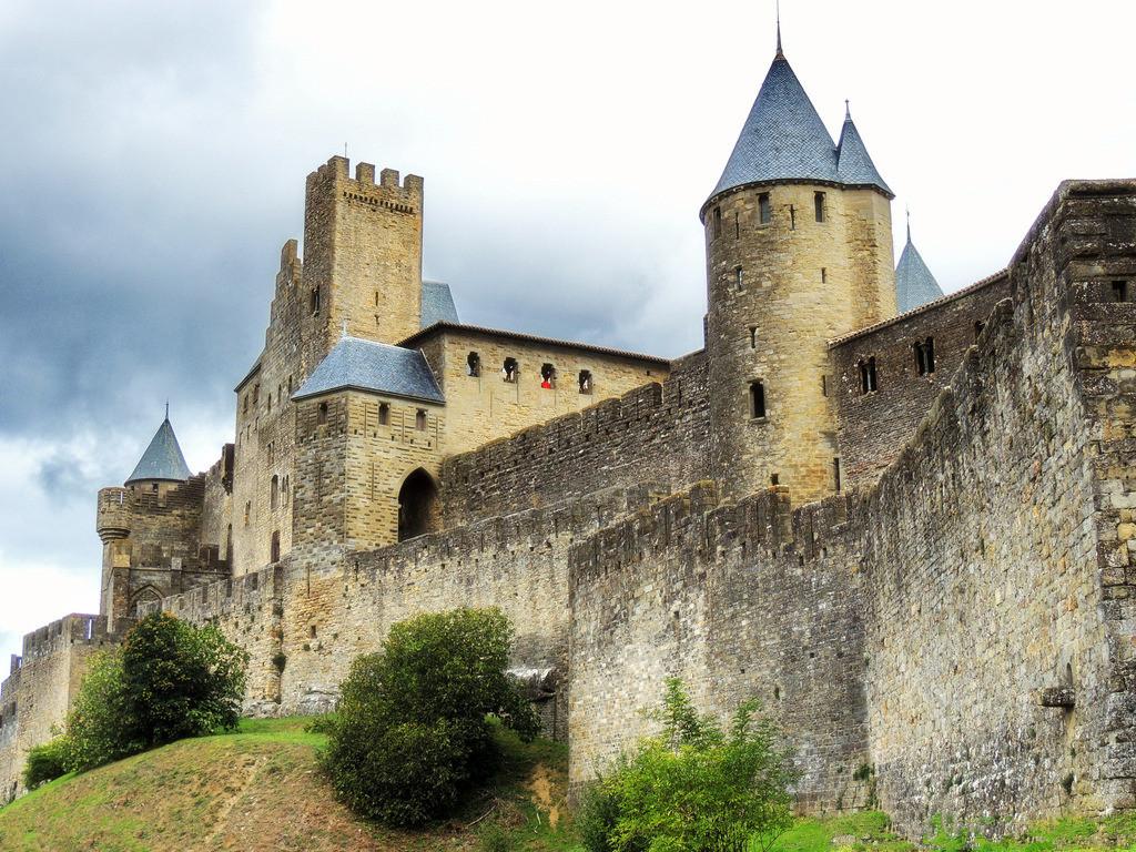 卡尔卡松城堡