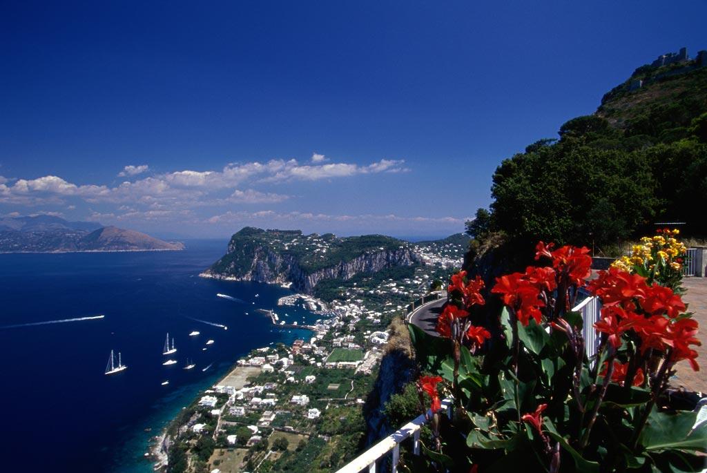 意大利卡普里岛