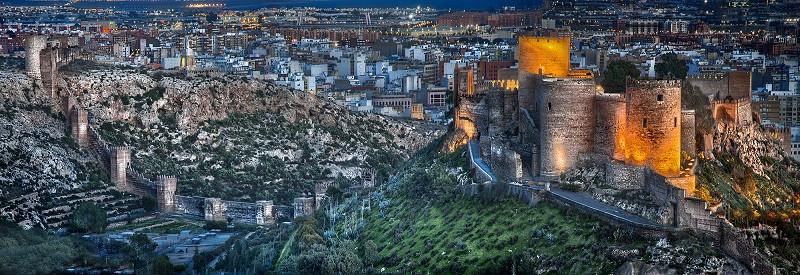 阿尔梅里亚城堡