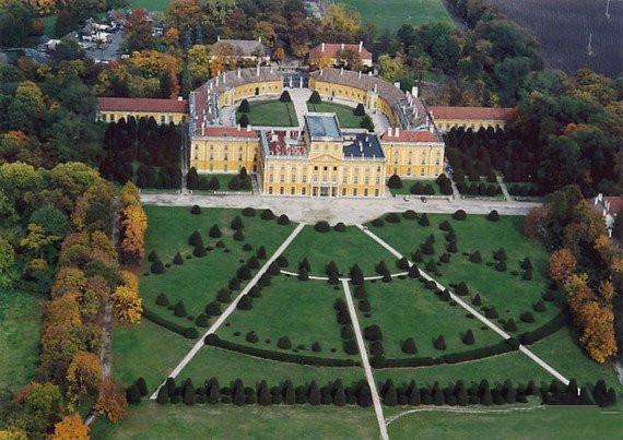 艾斯特哈萨宫殿