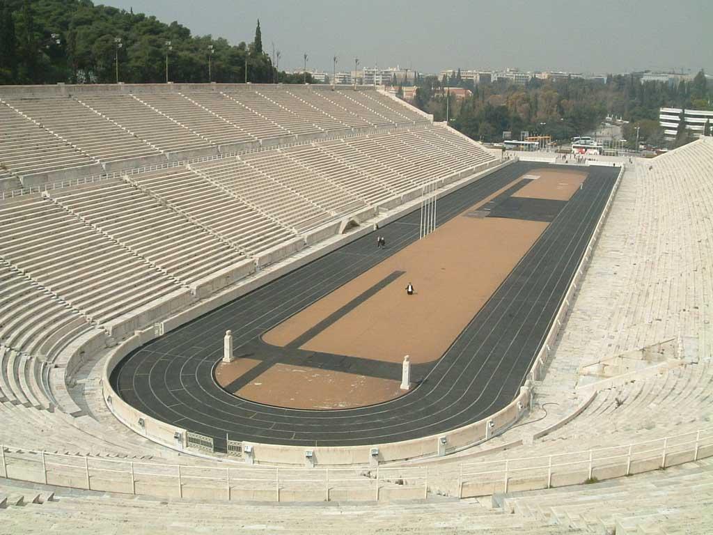 希腊第一届国际奥林匹克运动会的会址