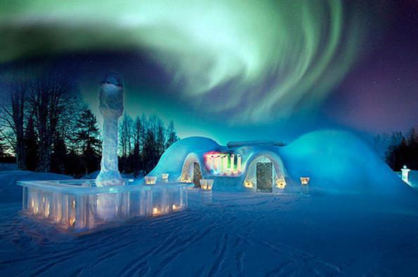 芬兰极光之旅
