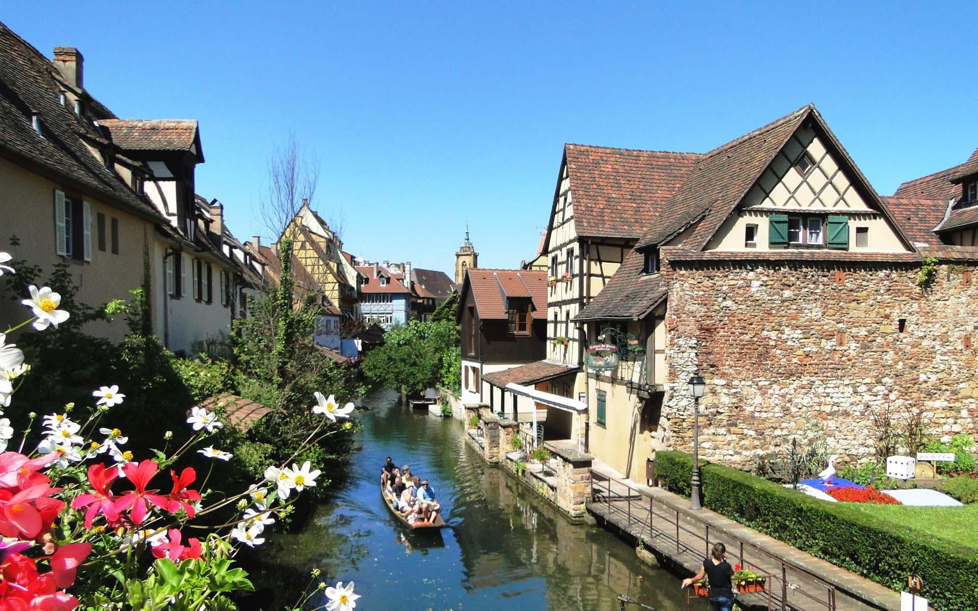 法国风情小镇