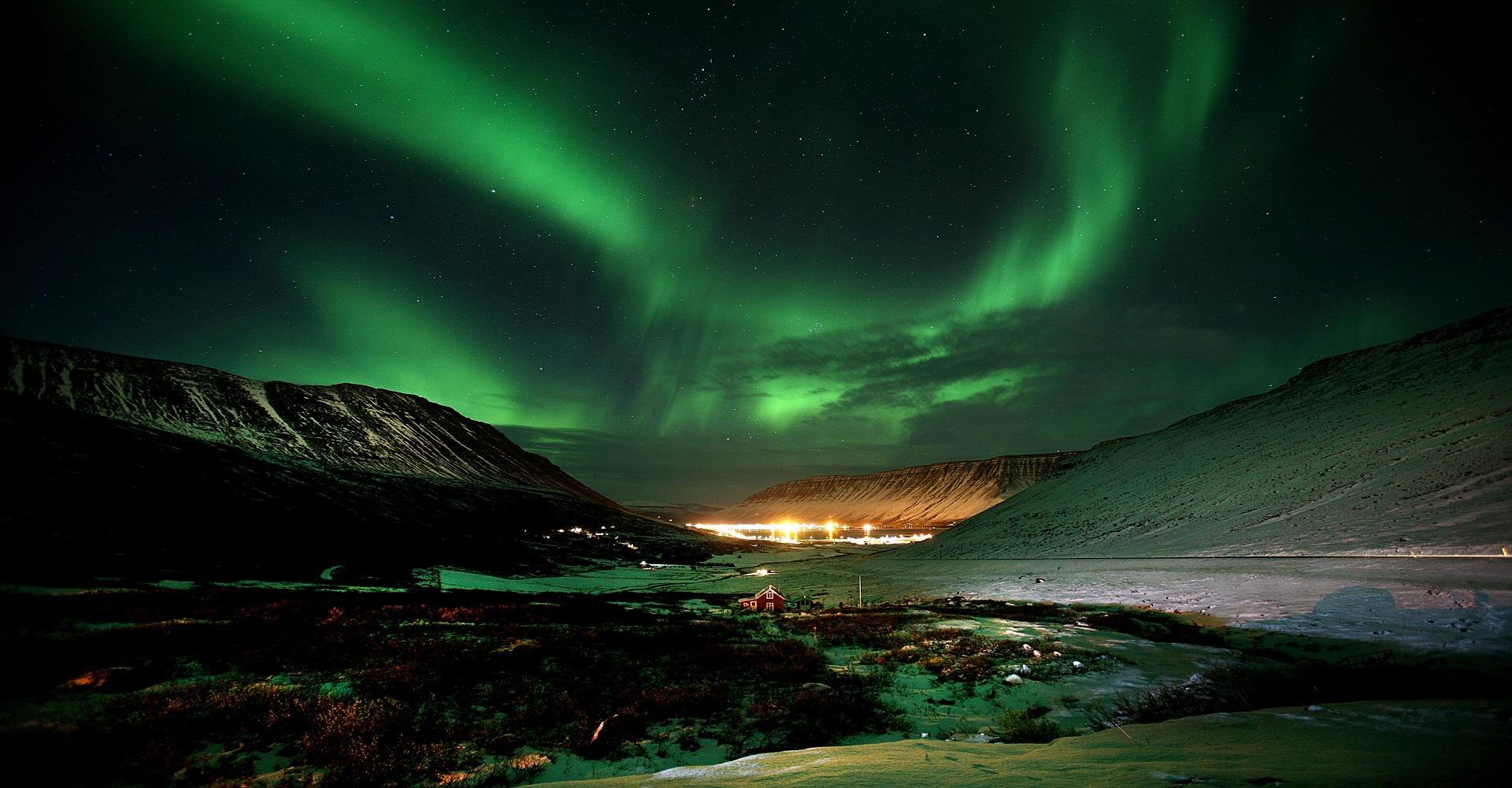 北欧极光之旅