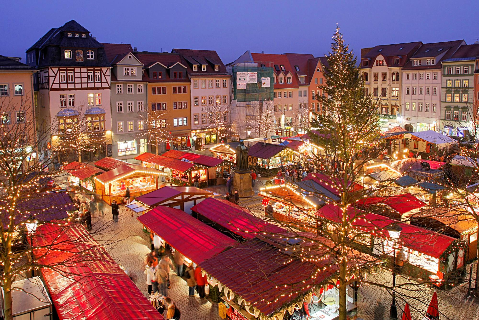 德累斯顿圣诞市场