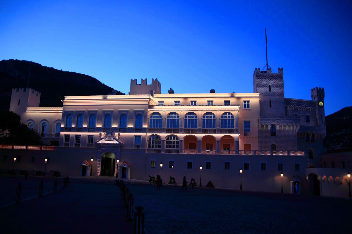摩纳哥王宫