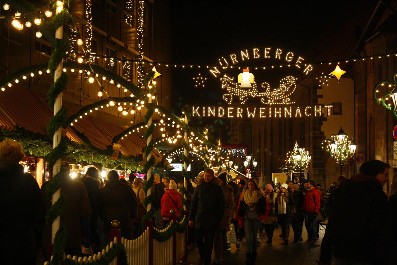 纽伦堡圣诞