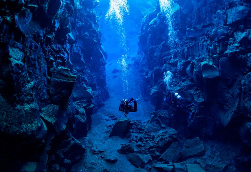 冰岛大裂谷