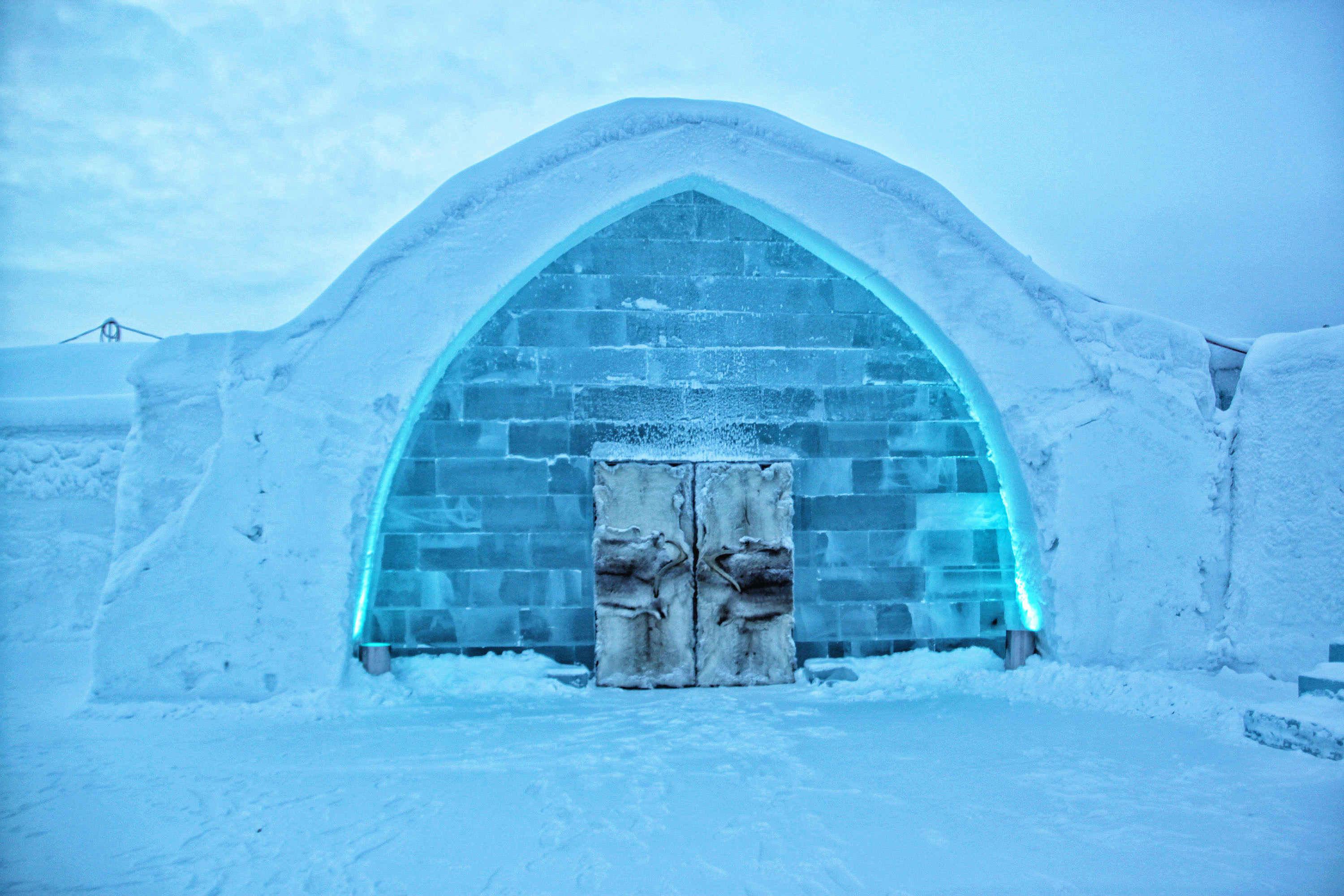 The Ice Hotel, Jukkasjärvi, Sweden