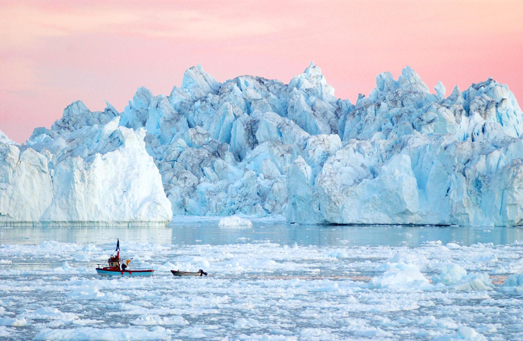 伊卢利萨特冰峡湾