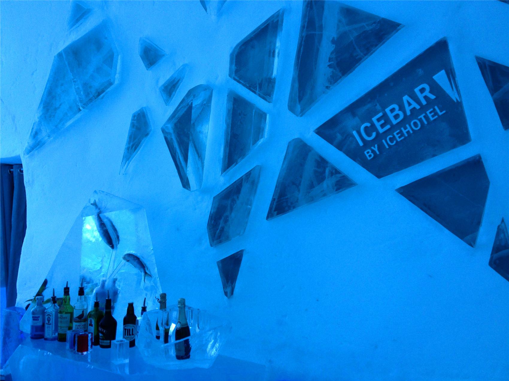 冰雪酒店酒吧