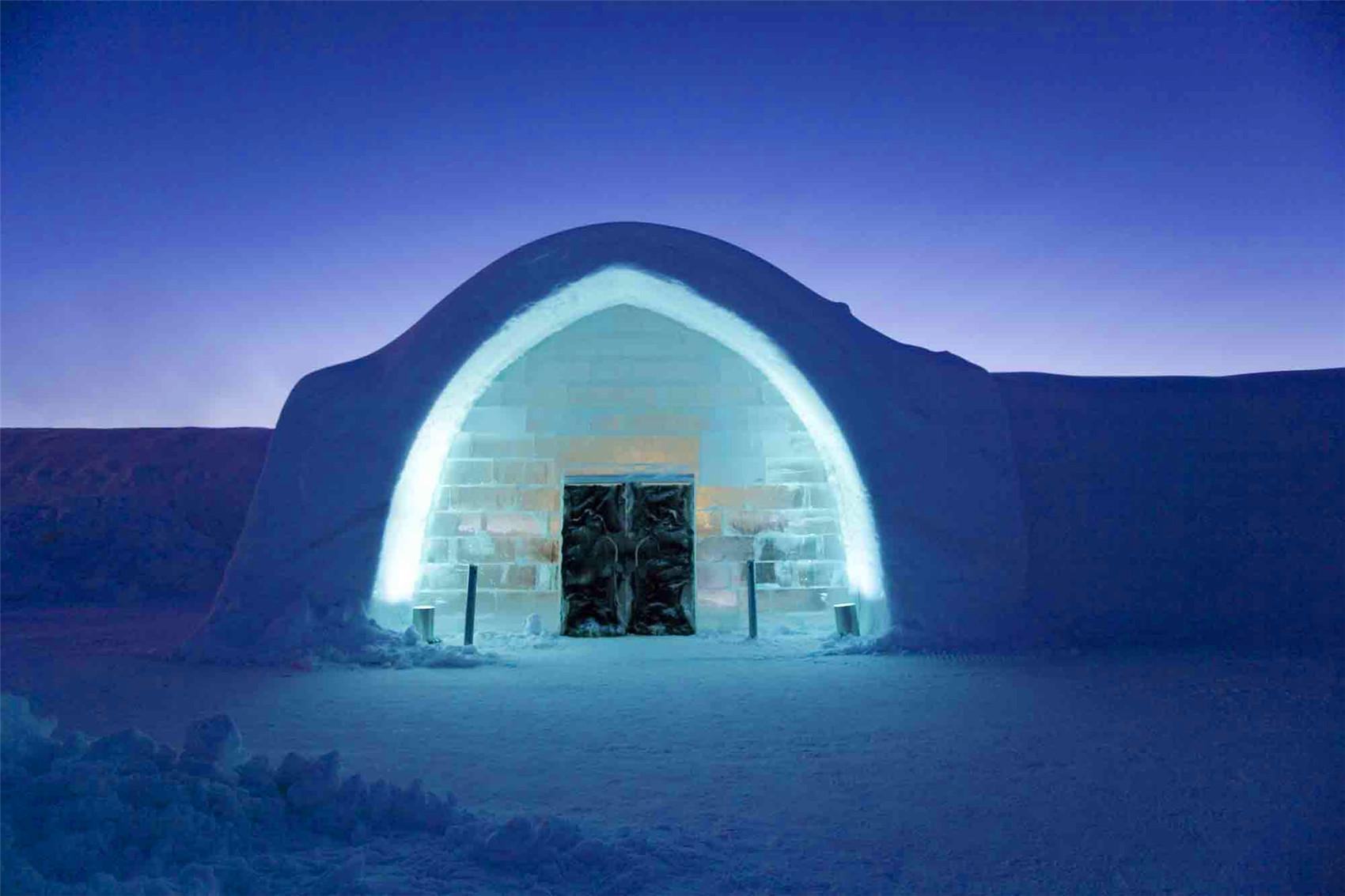冰雪酒店3