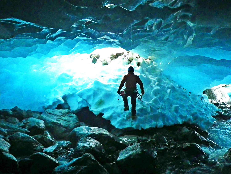 约斯特谷冰原
