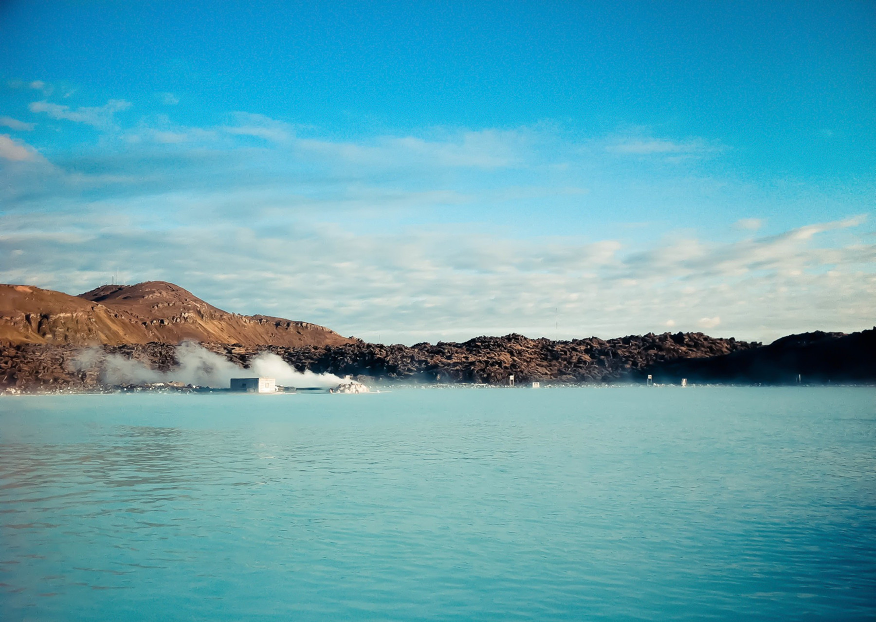冰岛蓝湖温泉旅游