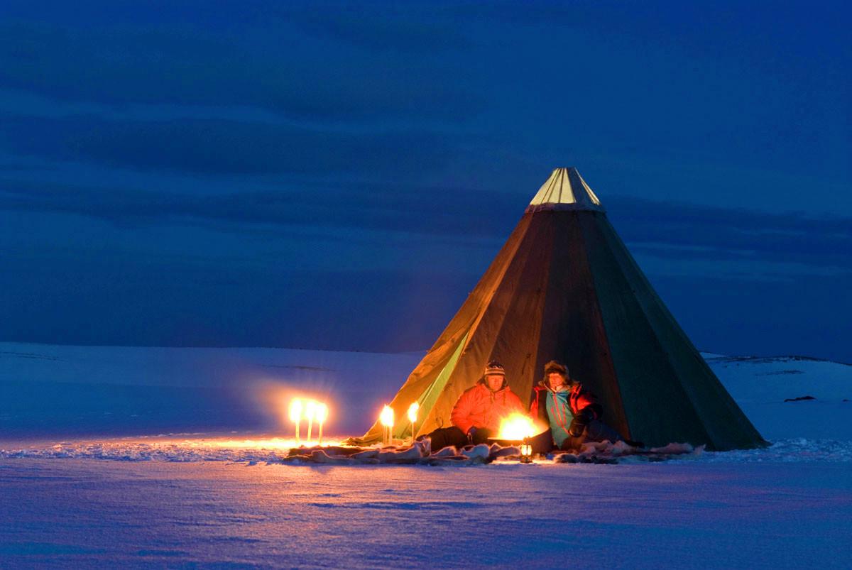 挪威萨米人旅游