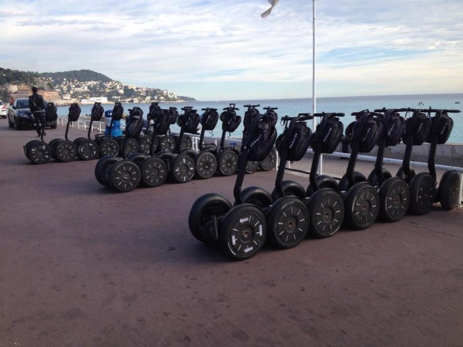 法国平衡车旅行