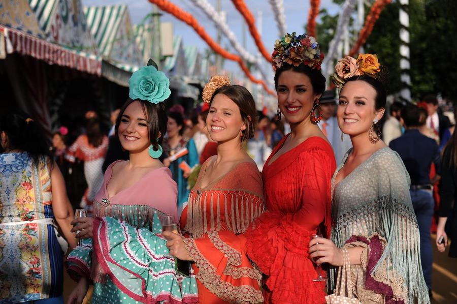西班牙女人