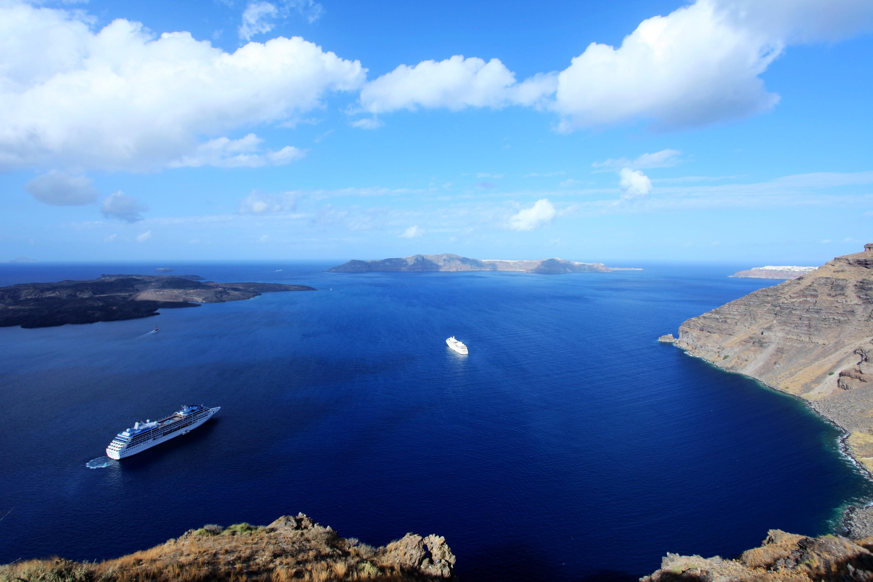 爱琴海景观