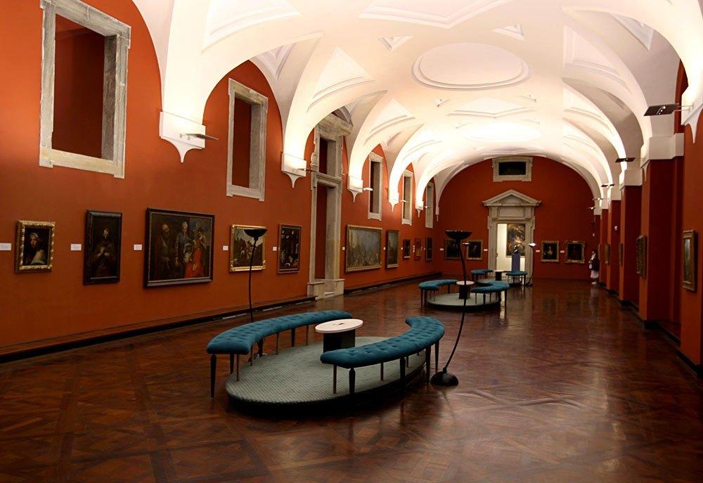 布拉格城堡画廊