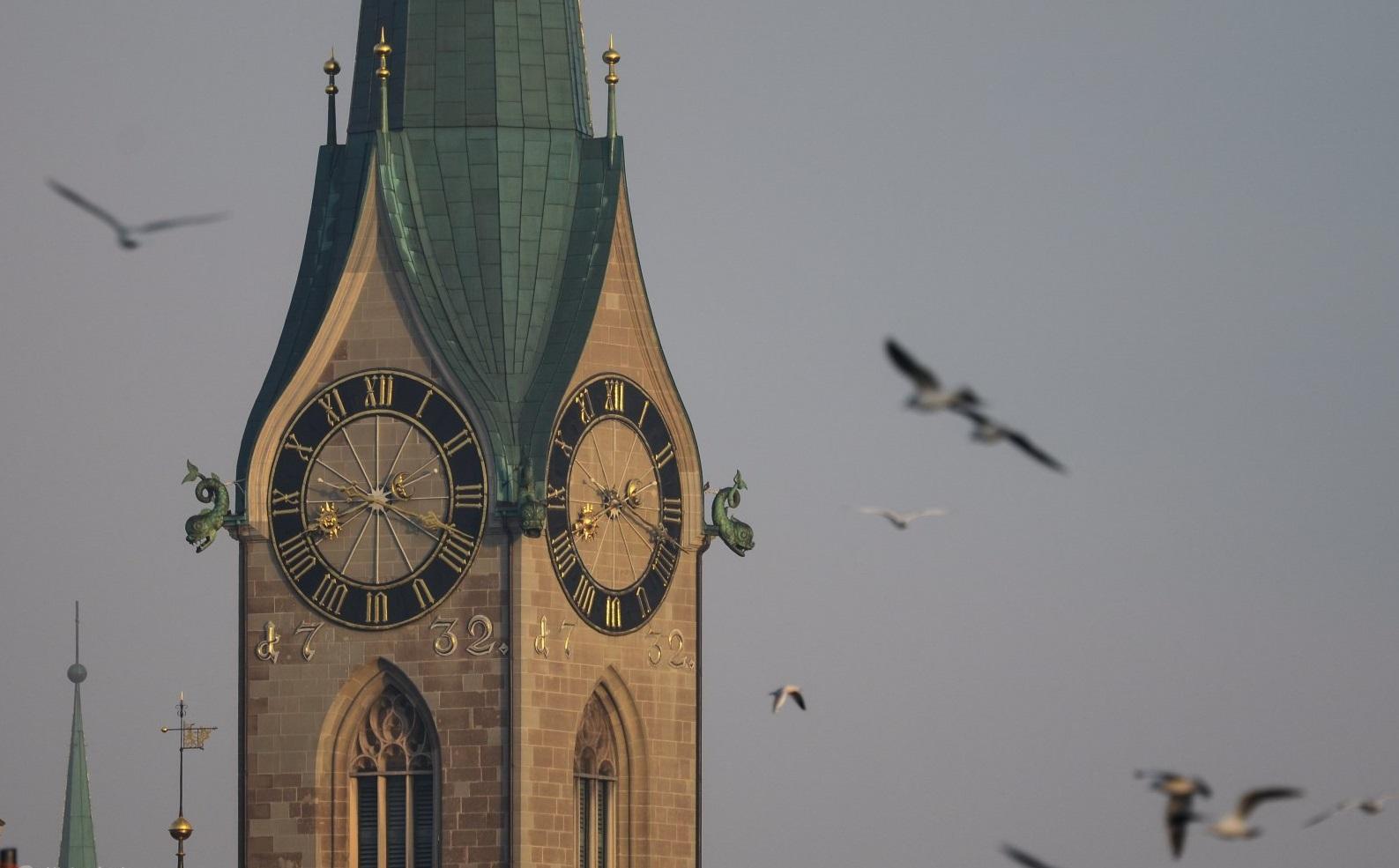 苏黎世圣母教堂