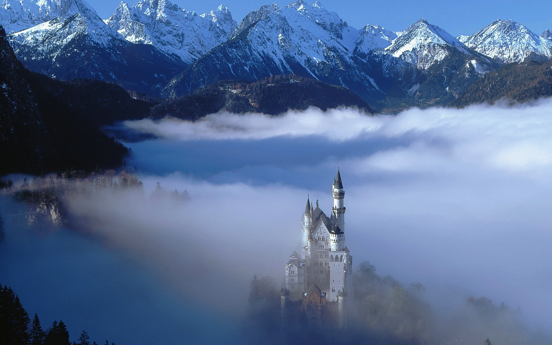 德国新天鹅城堡