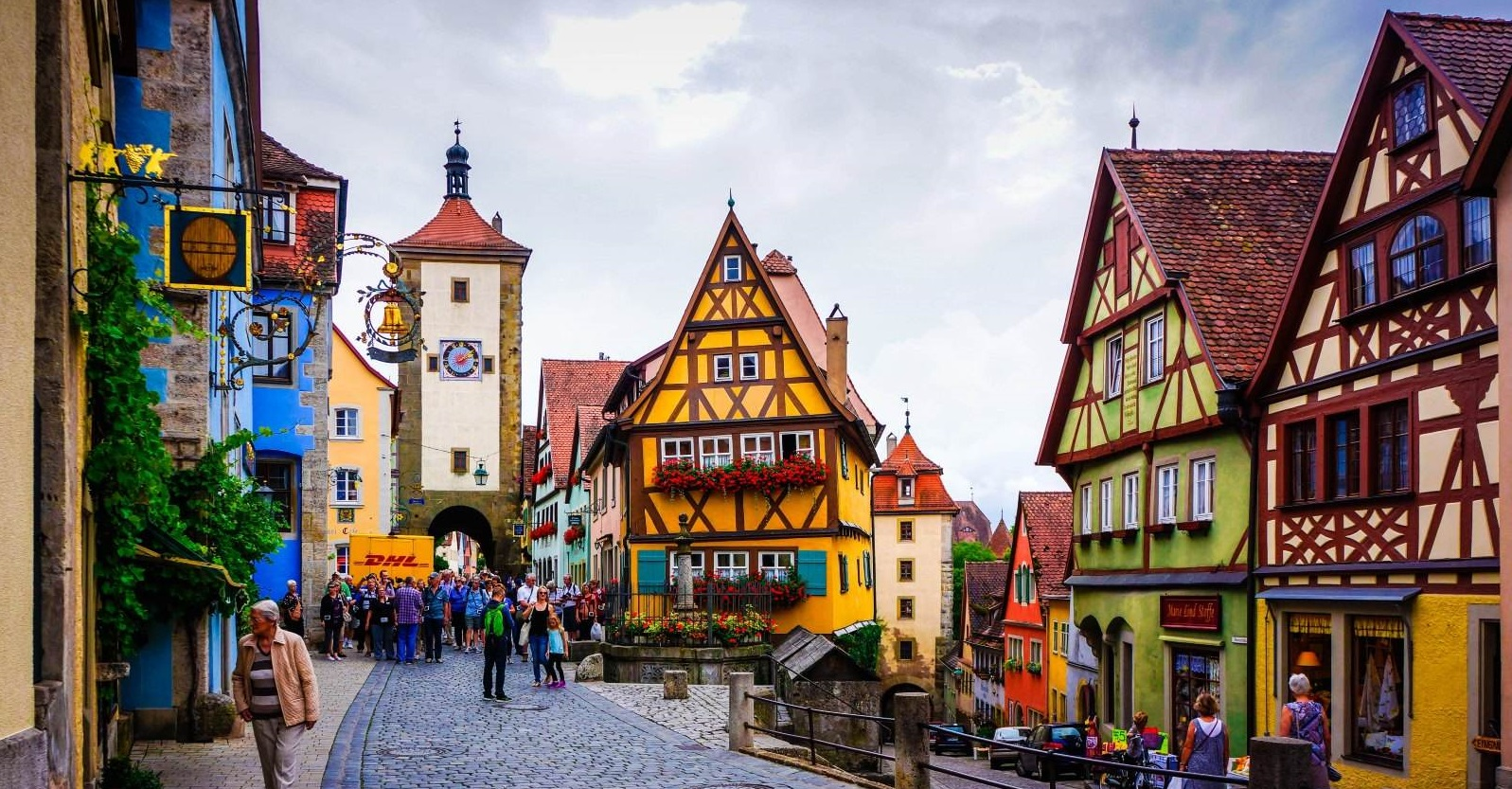 欧洲高端旅游